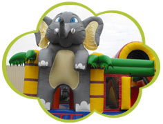 Multiplay elephant
